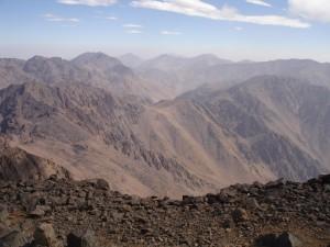 Subida Toubkal em Marrocos