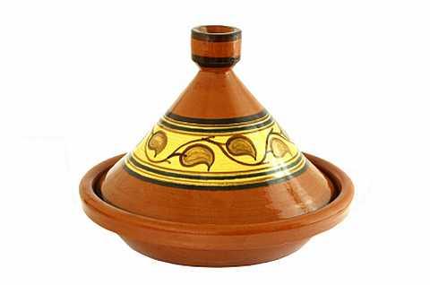 Tagine de Cerâmica de Marrocos