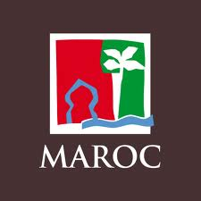 Logo do Turismo de Marrocos