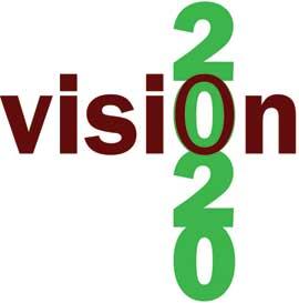 Visão 2020 – desenvolvimento sustentável